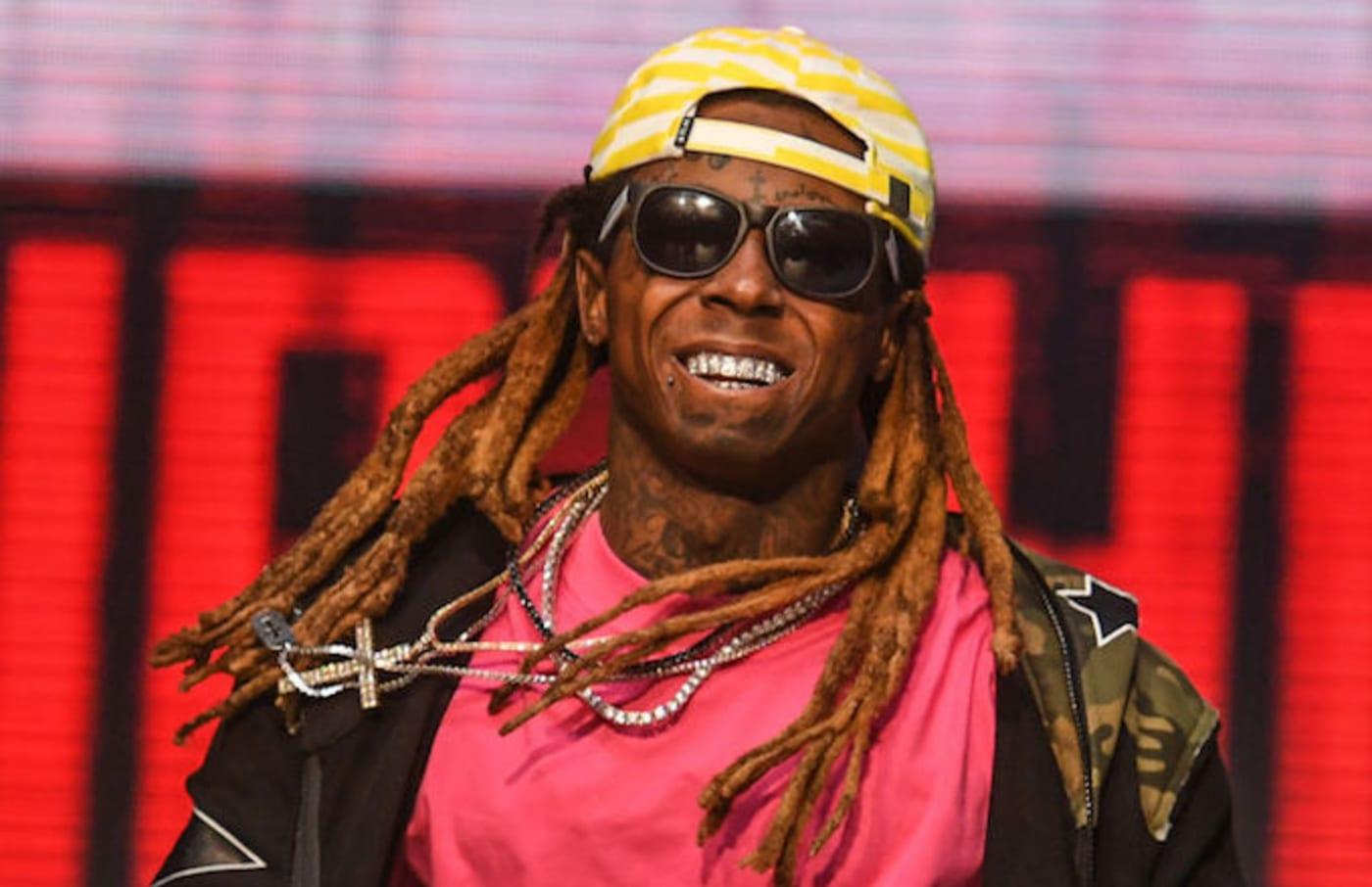 Lil Wayne pop ups