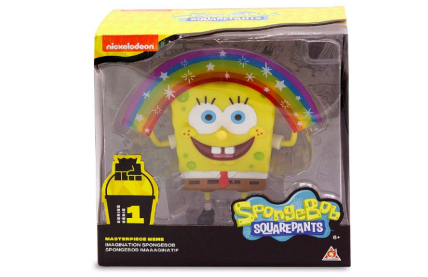SpongeBob Square Pants Meme Toy