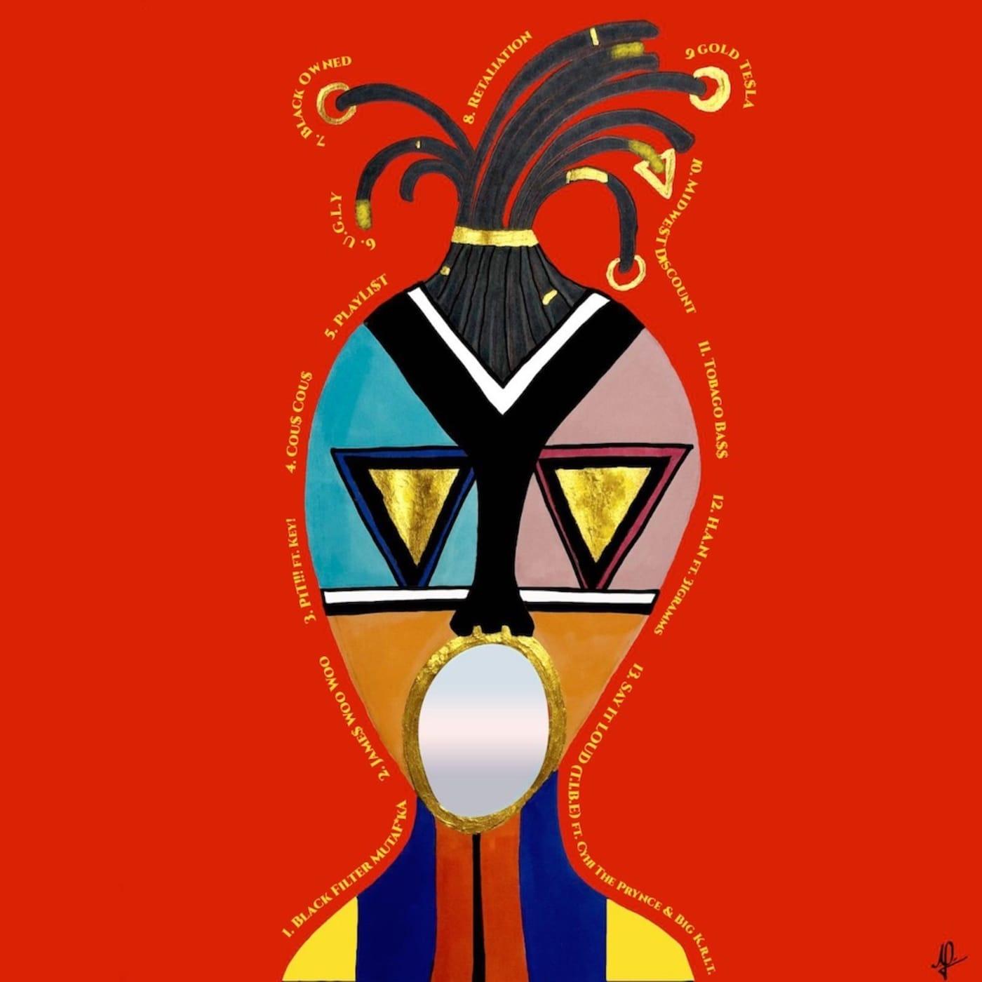 Trinidad James 'Black Filter'