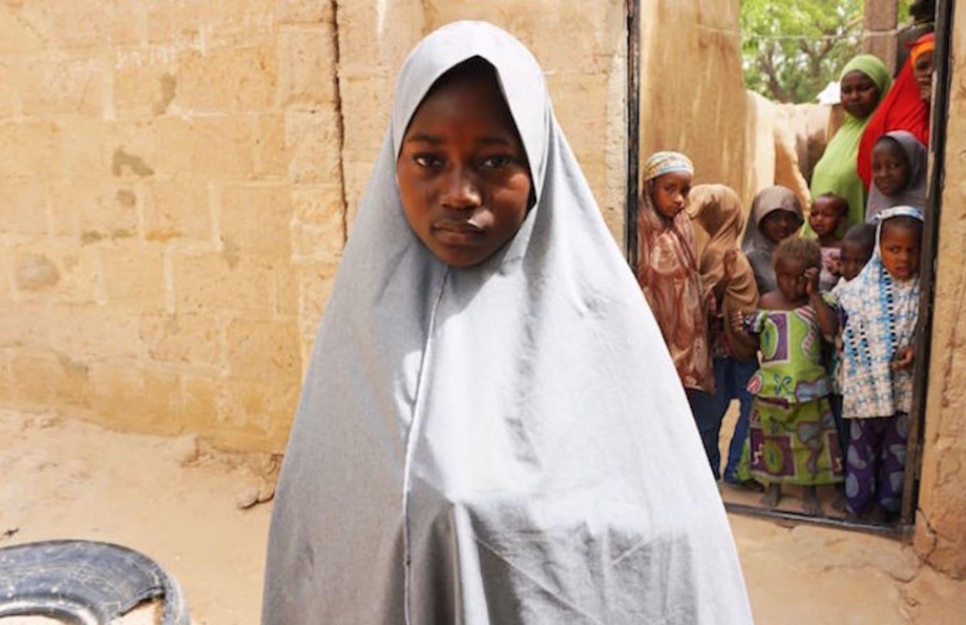Alleged Boko Haram escapee.