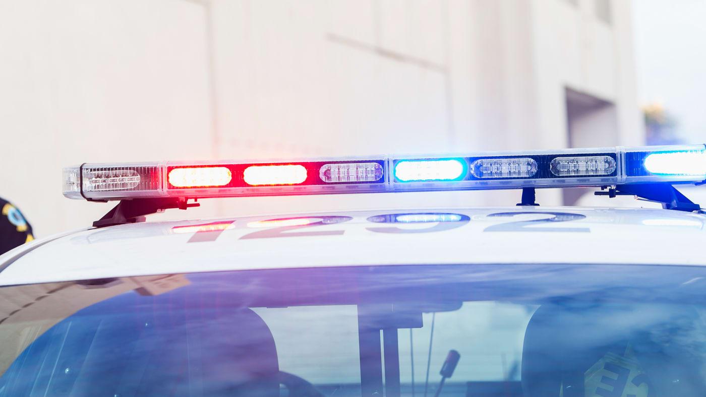 police lights ohio