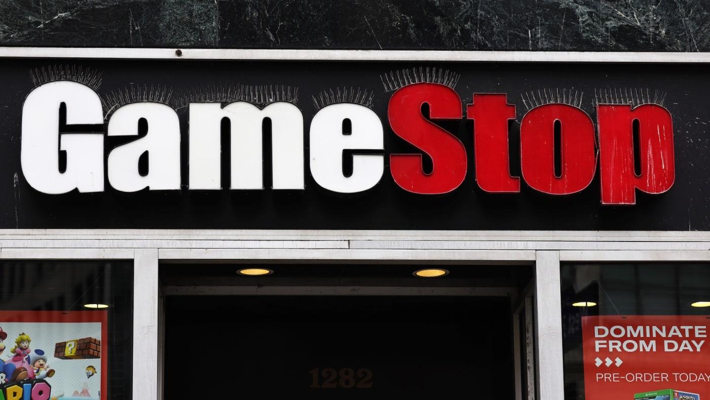GameStop