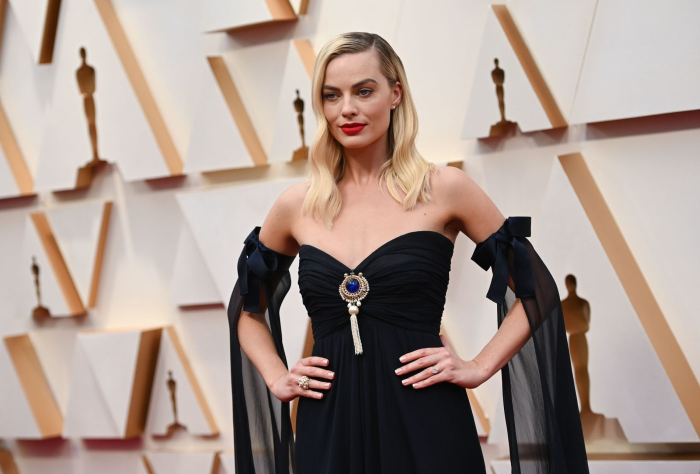 Margot Robbie at Oscars