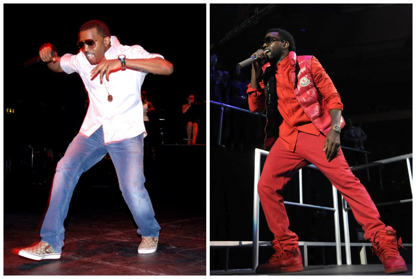 Kanye West Sneaker Moments