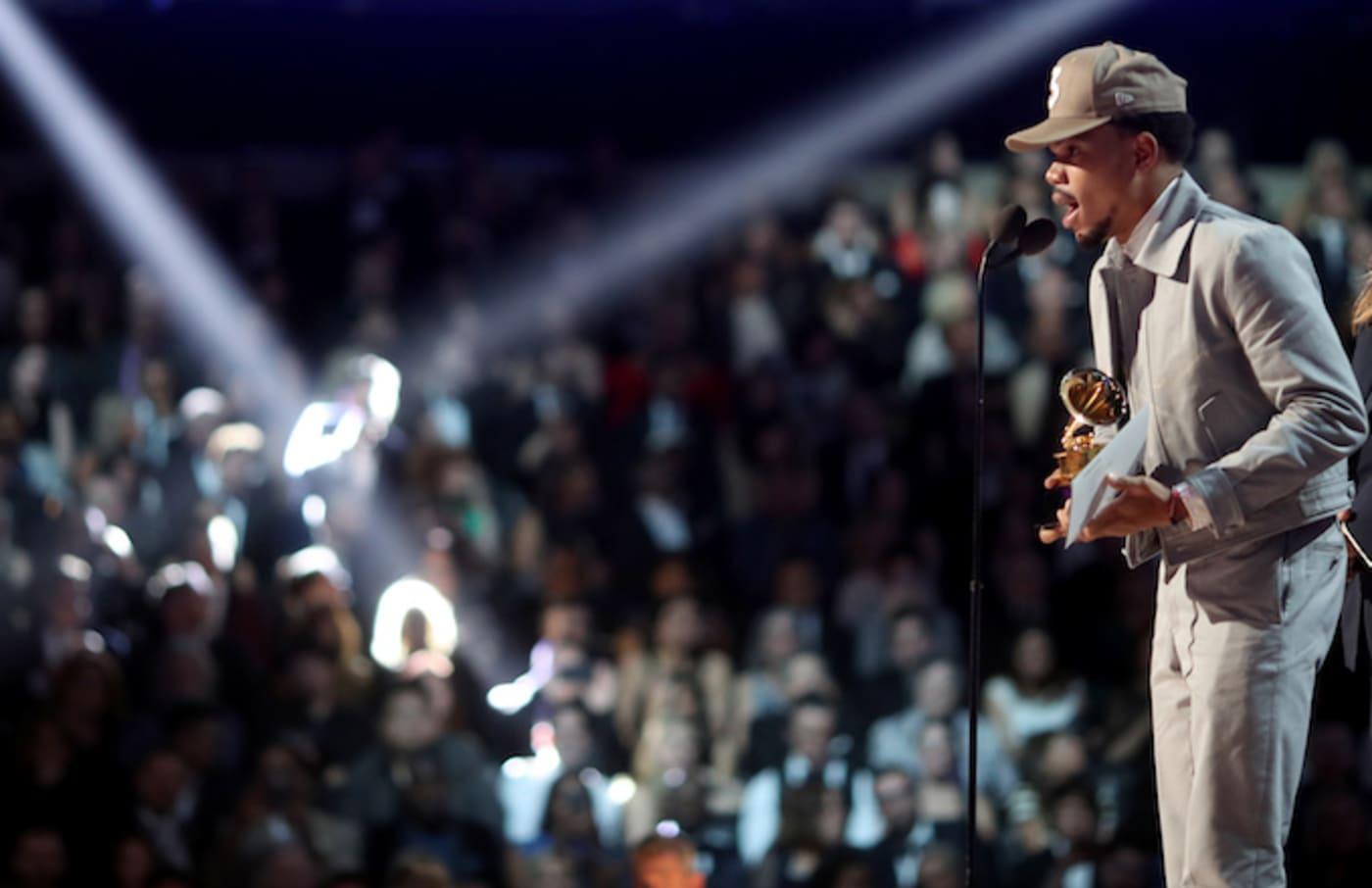 Chance Grammy