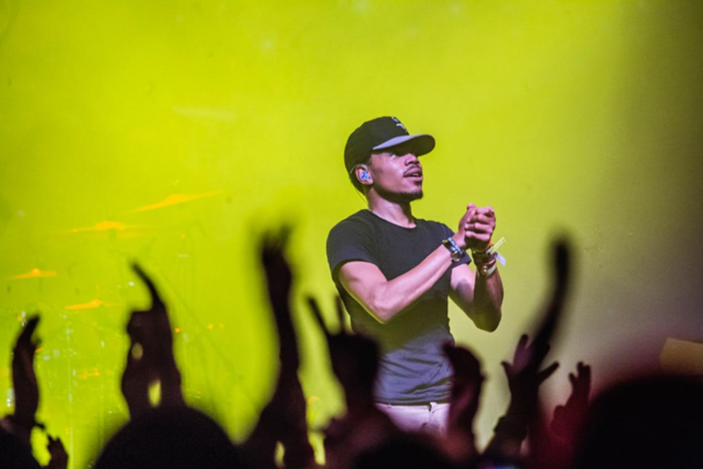 Chance The Rapper, Austin, Texas, 2015