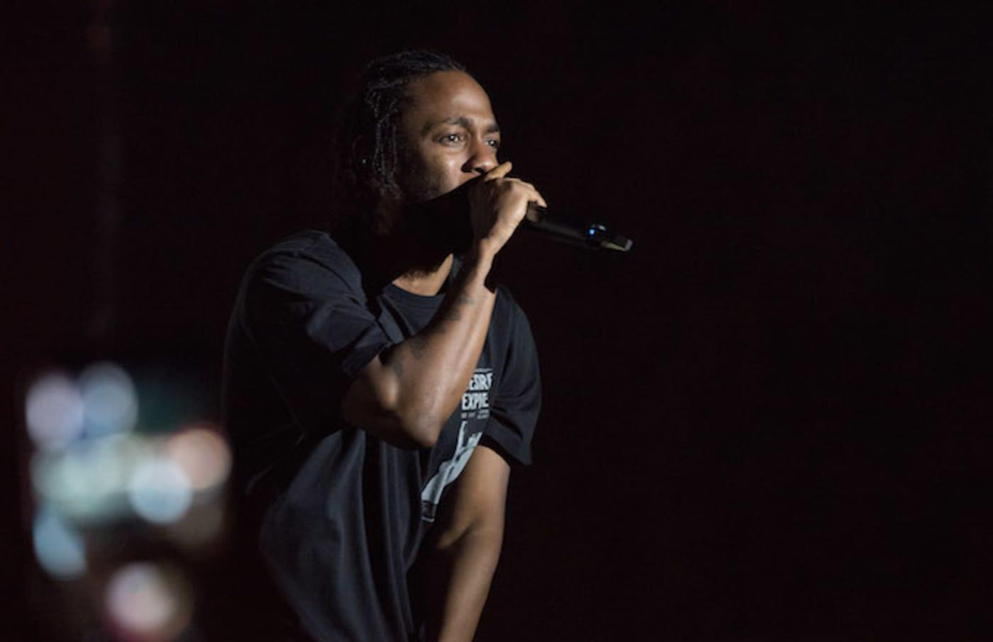 Kendrick at Lollapalooza.