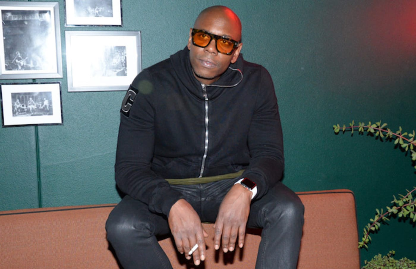 Dave Chappelle attends Dave Chappelle Private After Party.