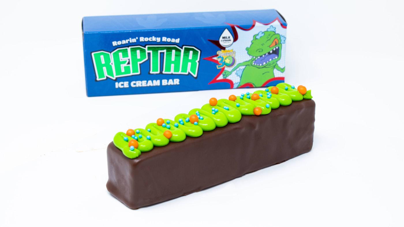 Reptar Ice Cream