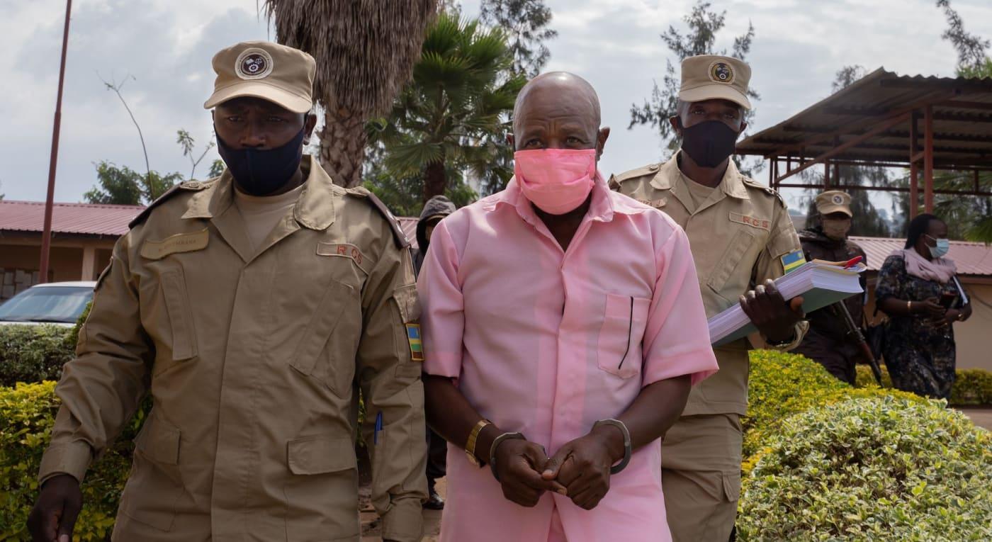 Hotel Rwanda hero convicted