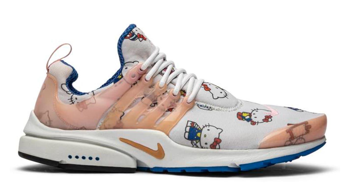 Hello Kitty x Nike Air Presto Collaboration