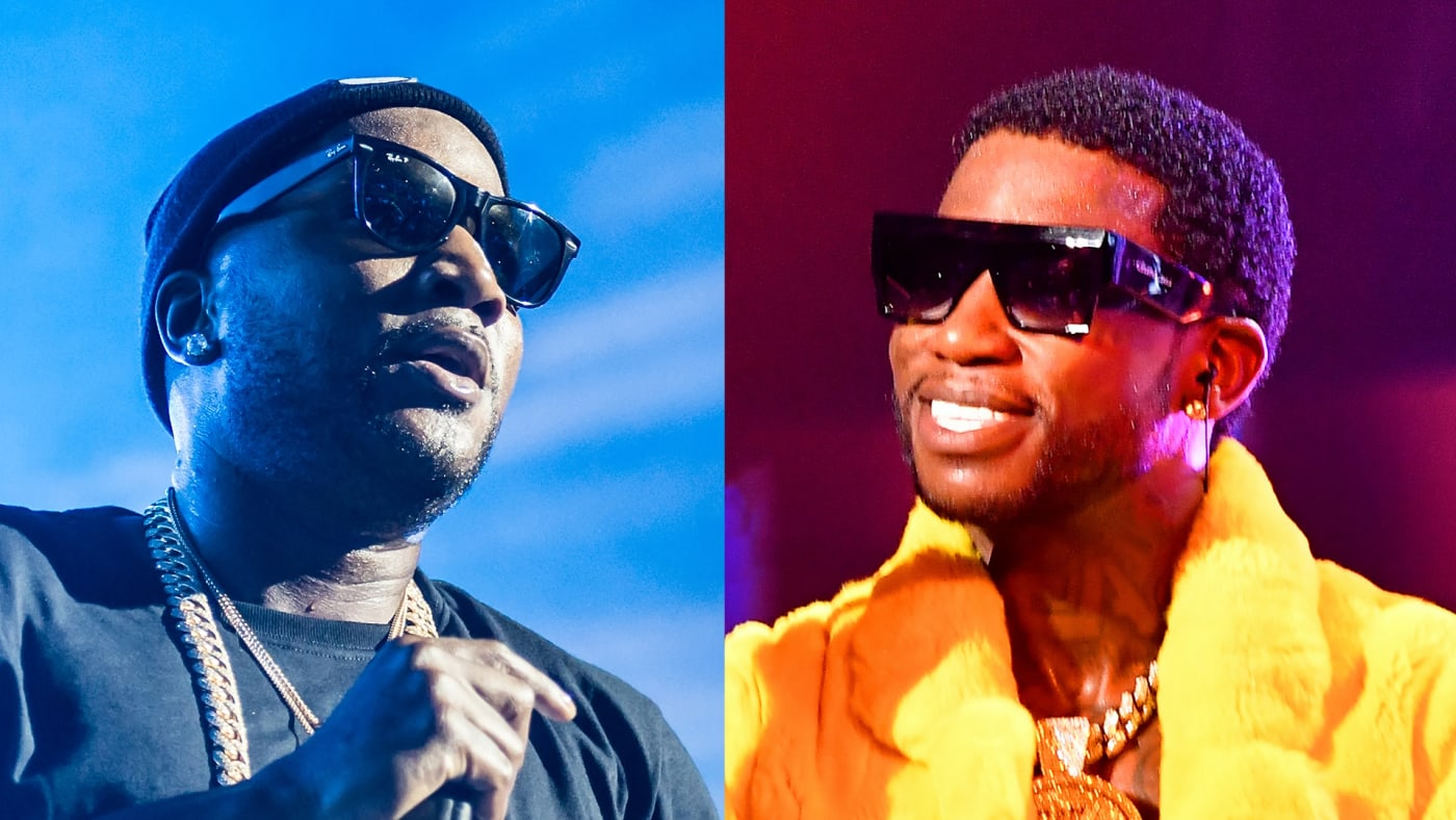 Jeezy and Gucci Mane