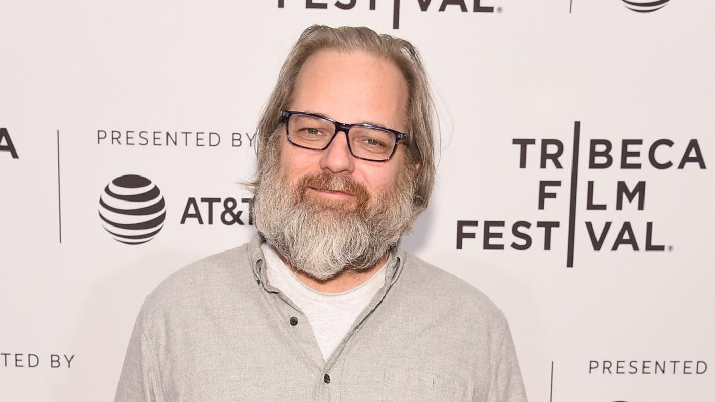 """Dan Harmon attends screening of """"7 Stages to Achieve Eternal Bliss By Passing Through The Gateway Chosen By the Holy Storsh."""""""