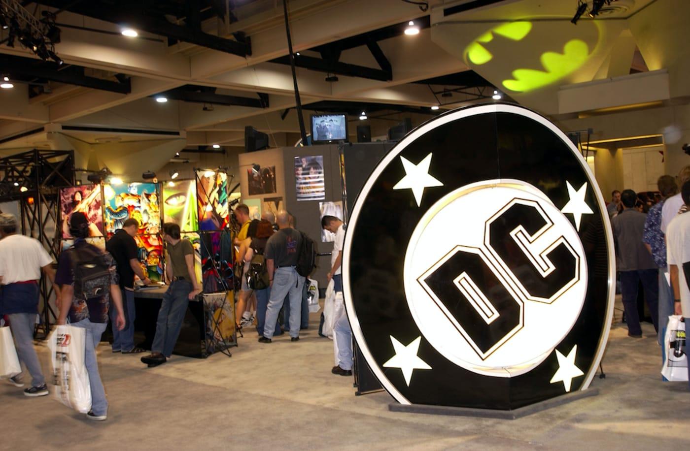 comic book villans dc