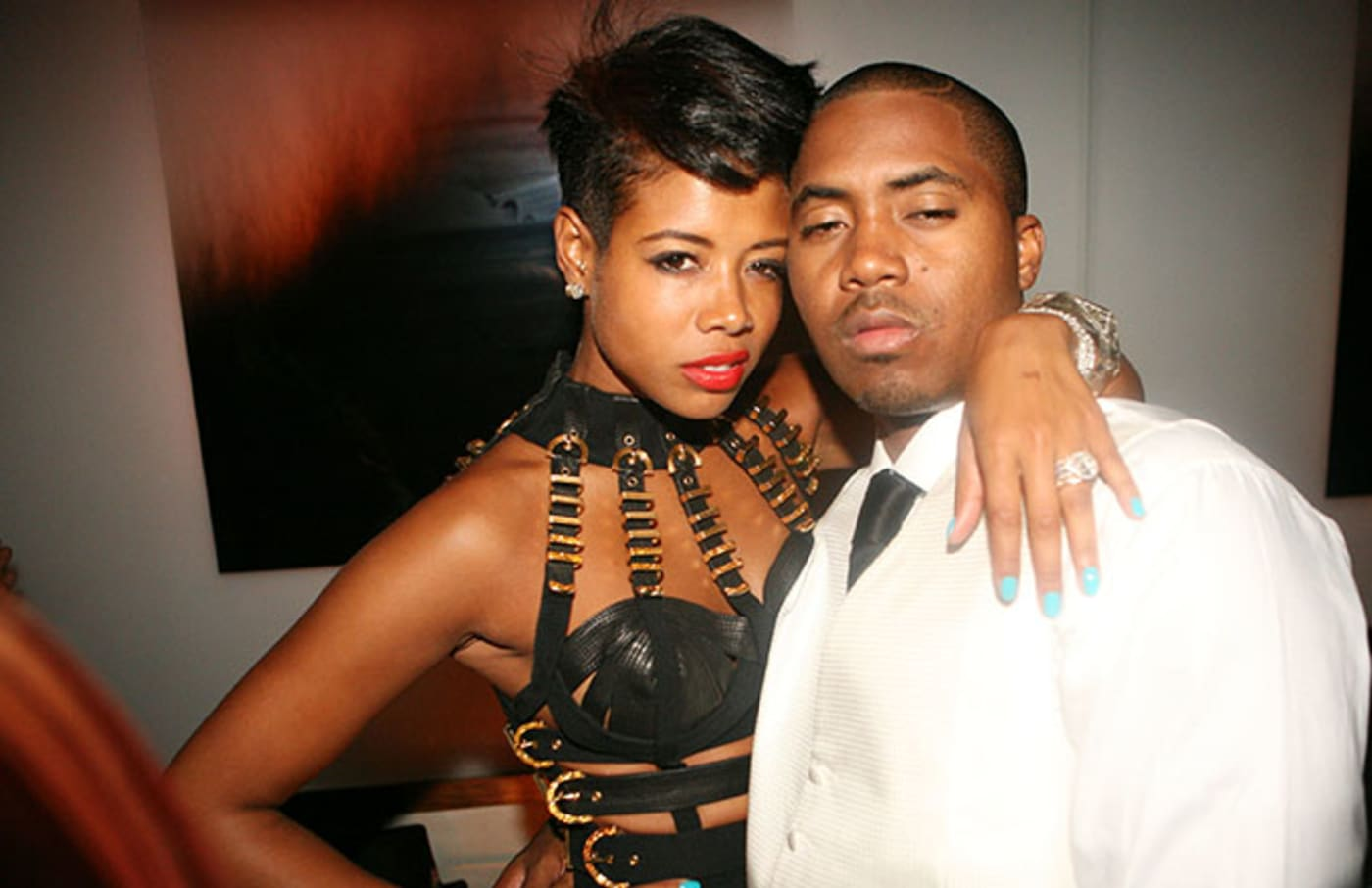 This is a photo of Kelis.