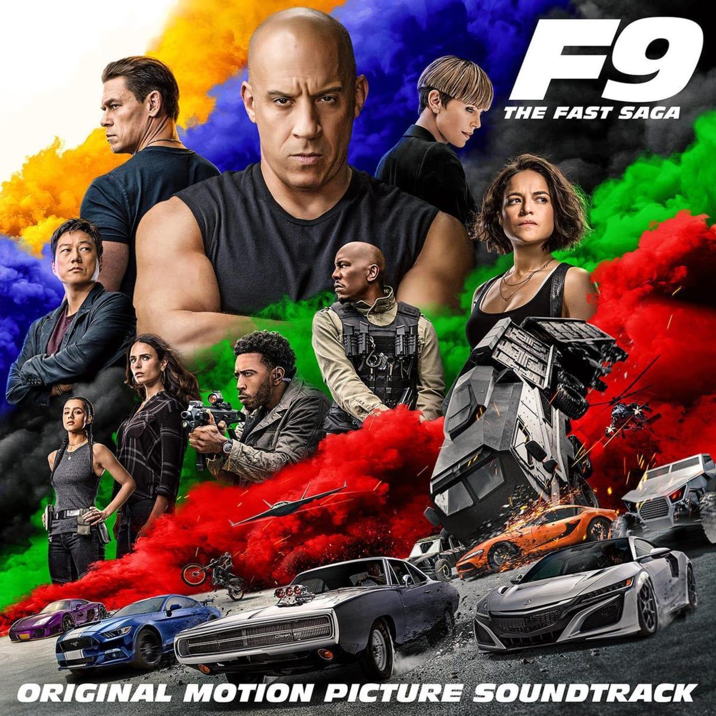 F9: The Fast Saga