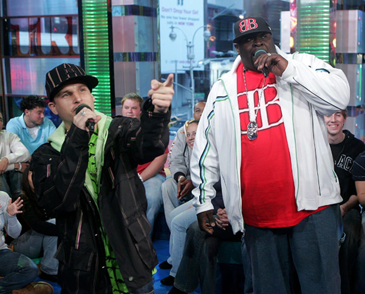Rob Dyrdek and Big Black on MTV TRL