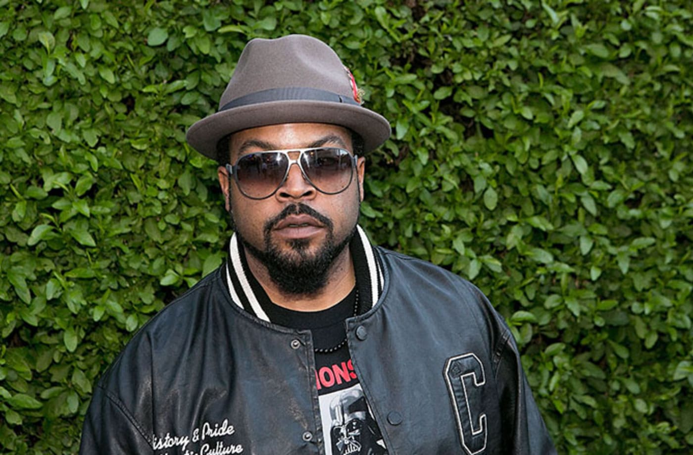 This is a photo of Ice Cube.