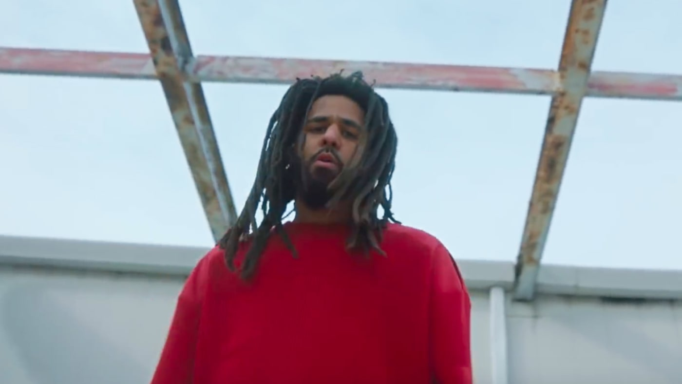 "J. Cole ""Amiri"" video"