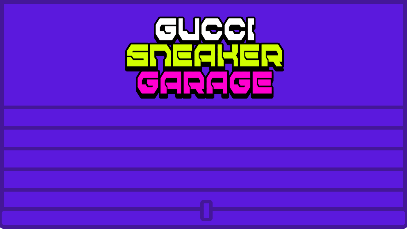 Gucci Garage