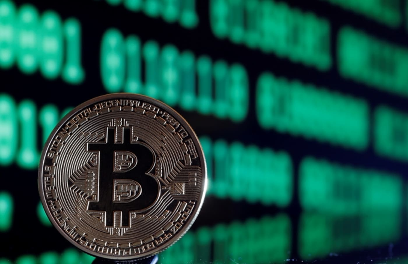 bitcoin cryptocurrency numbers