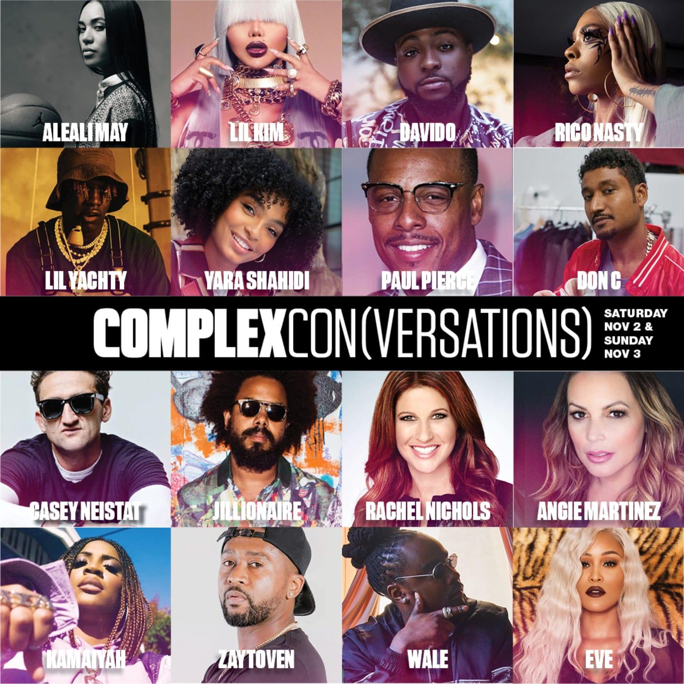 ComplexConversations 2019 Long Beach