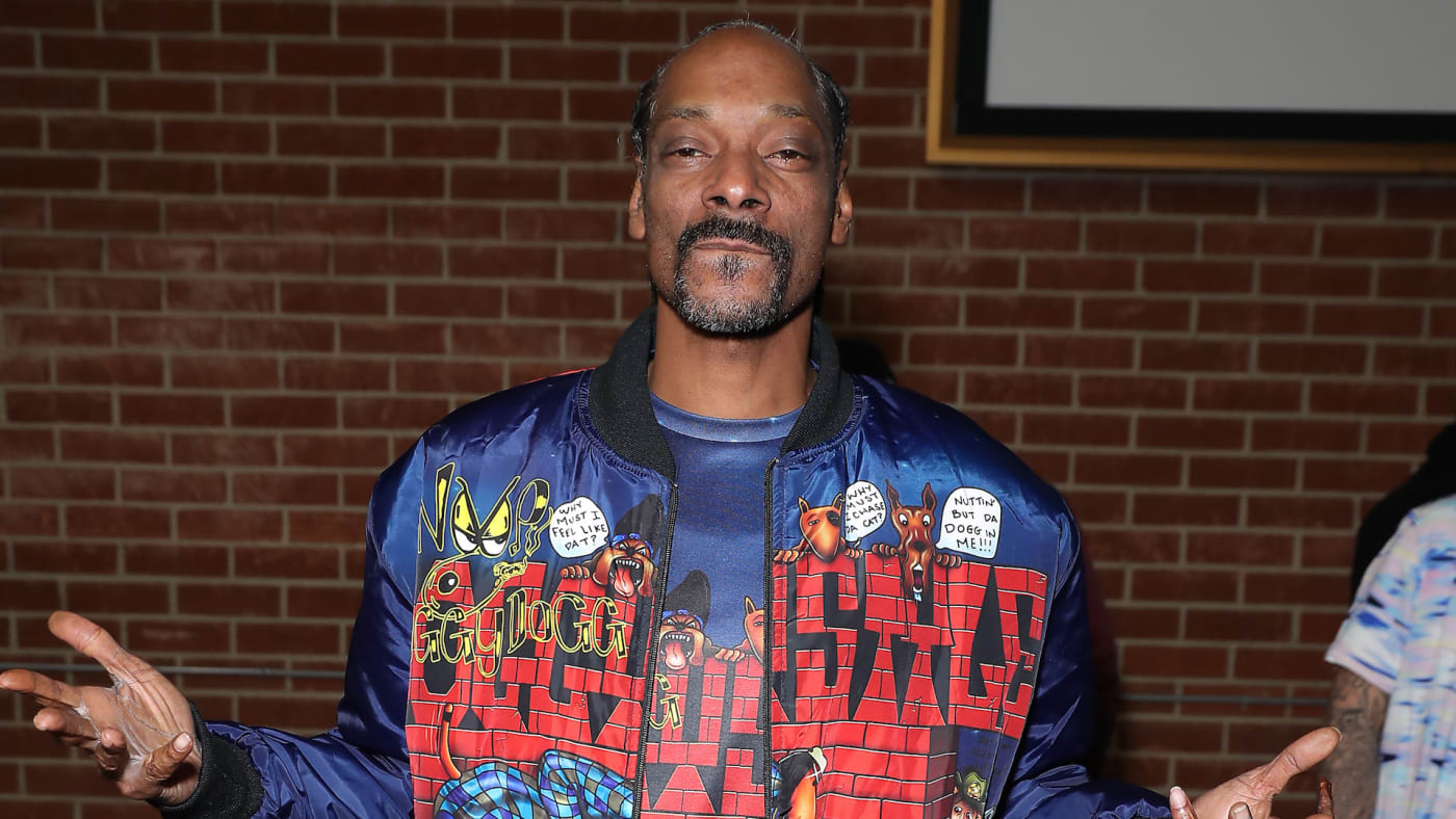 """Snoop Dogg attends the FX's New Docu Series """"Hip Hop Uncovered"""""""