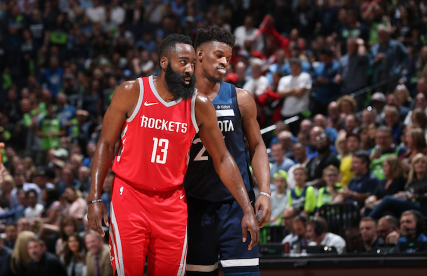 James Harden, Jimmy Butler