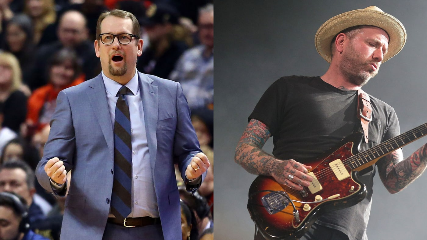 nick nurse dallas green