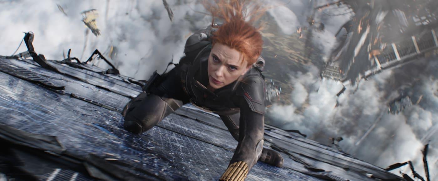 Marvel Studios 'Black Widow' Movie Review