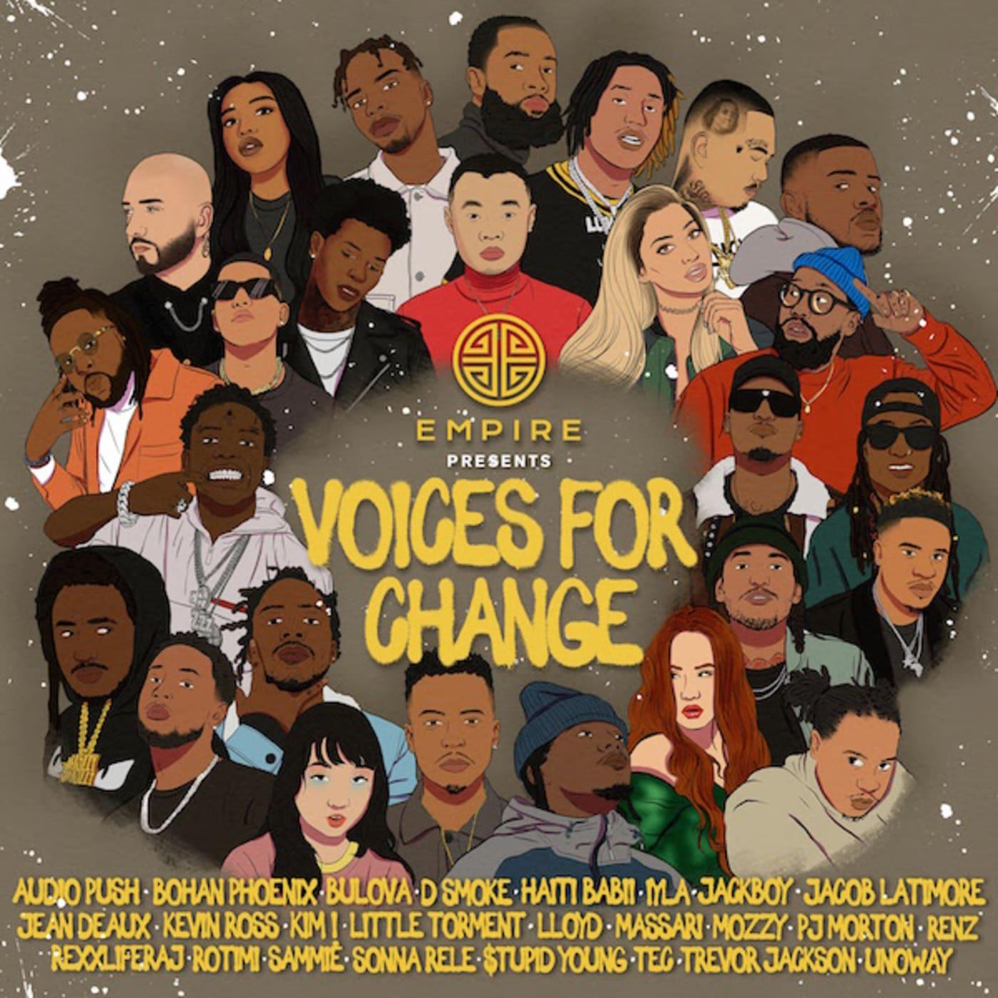 EMPIRE Presents: Voices For Change, Vol. 1