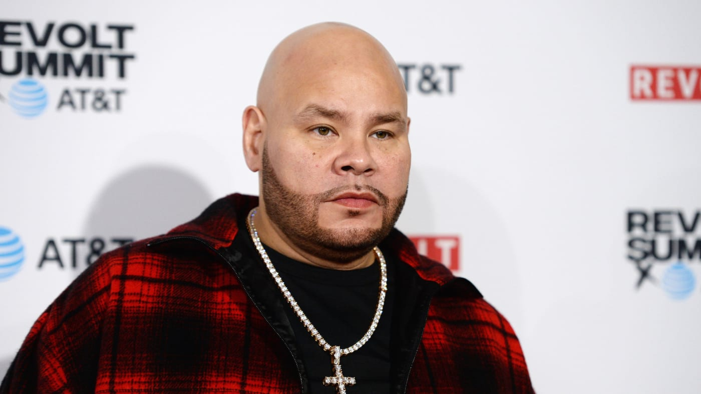 Fat Joe attends the REVOLT and AT&T Summit
