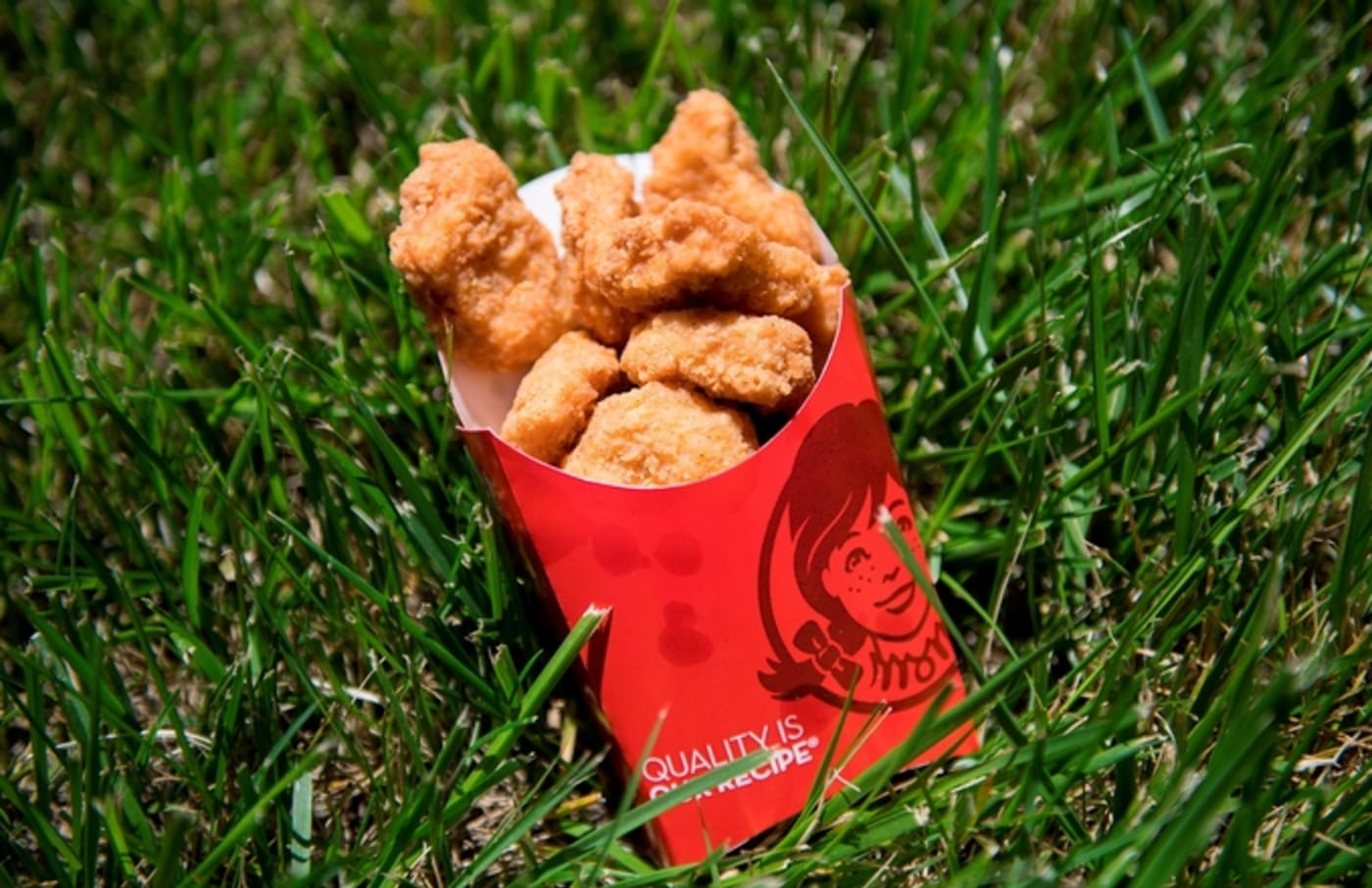 wendys spicy nuggets