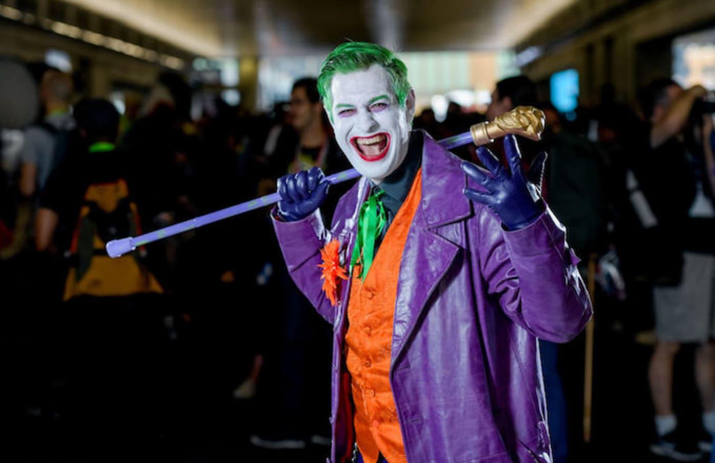 Joker LA highway
