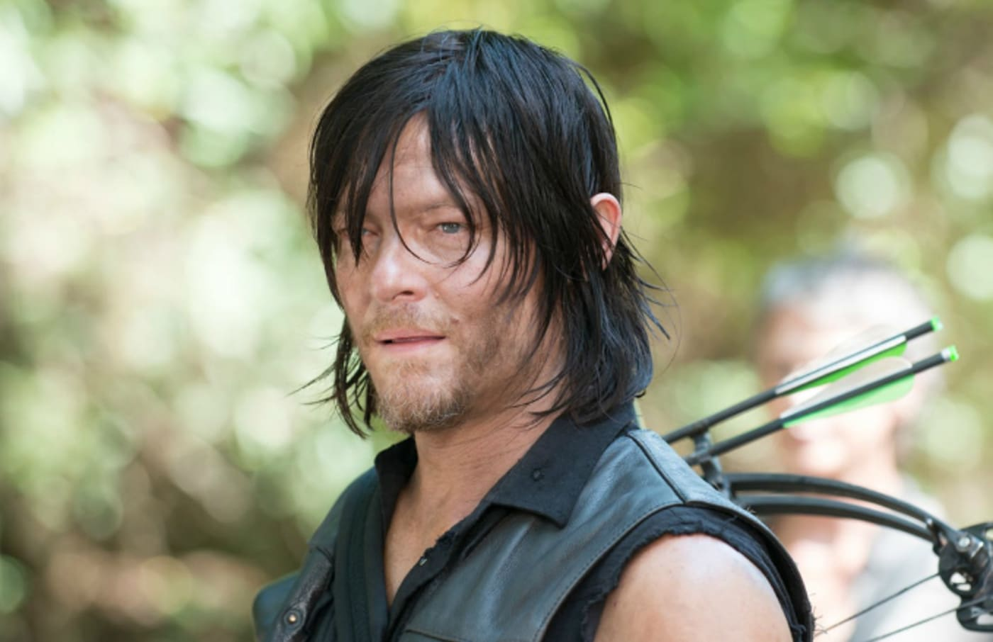 Norman Reedus on 'The Walking Dead'