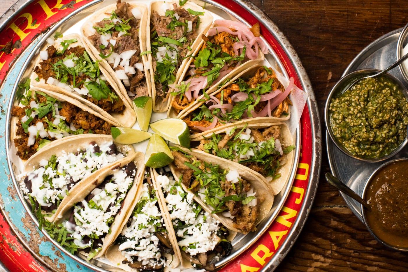 Native Tongues tacos