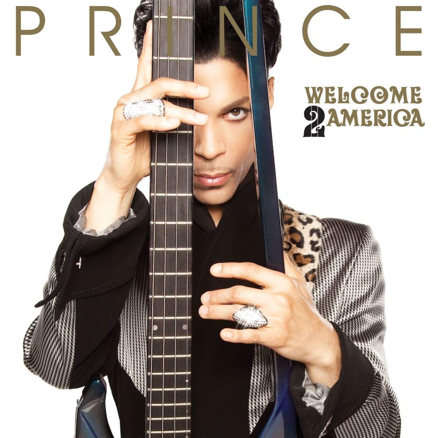 Prince 'Welcome 2 America'