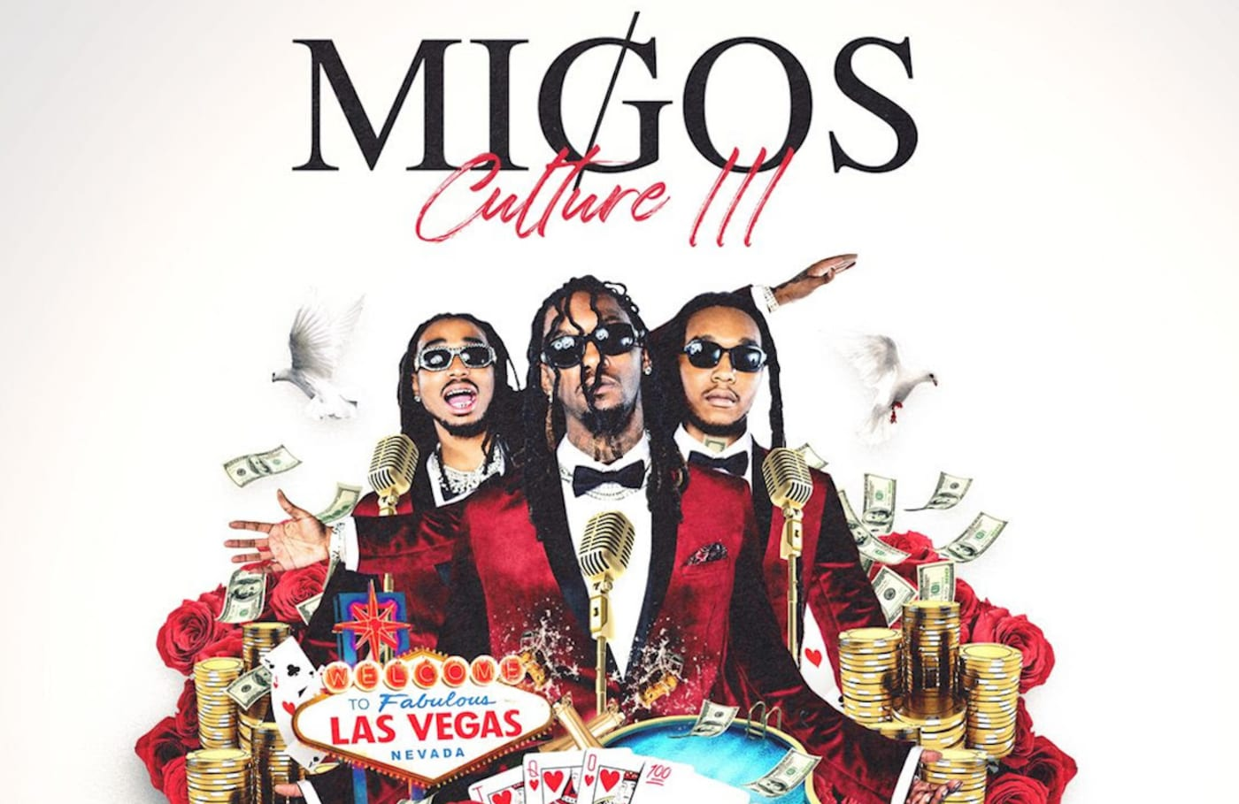Migos Culture III