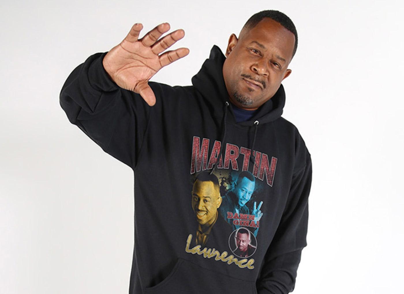 Martin Lawrence Merchandise