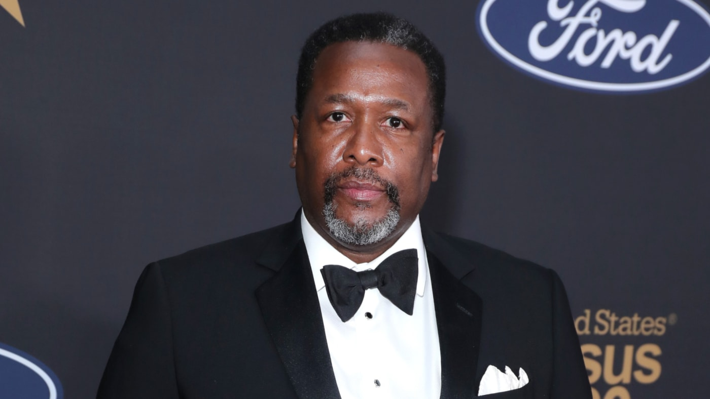 Wendell Pierce attends the 51st NAACP Image Awards.