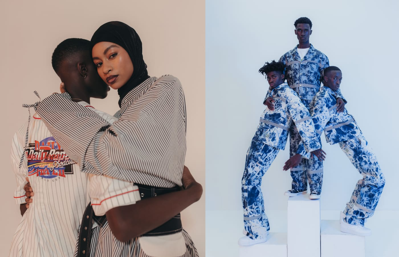 daily paper ss19 editorial header