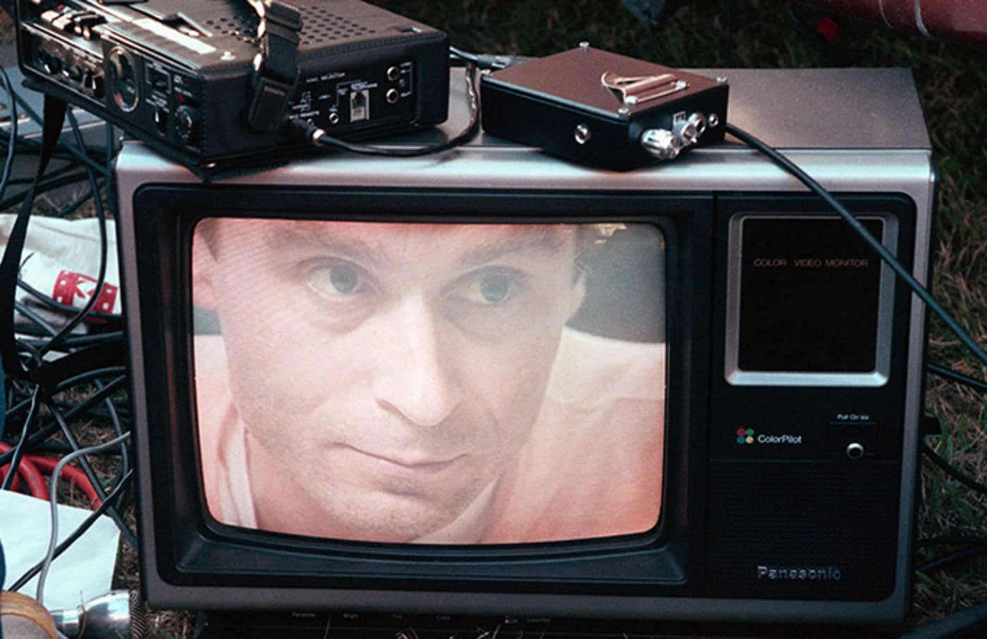This is a photo of Ted Bundy.