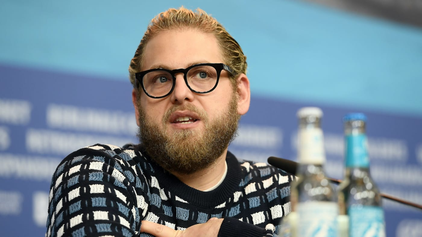 Jonah Hill shares note on people commenting on his body.