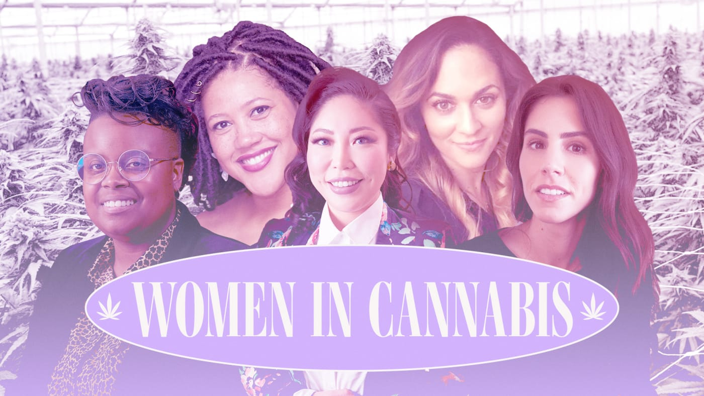 Women Share Tips on Starting Your Own Legal Weed Business