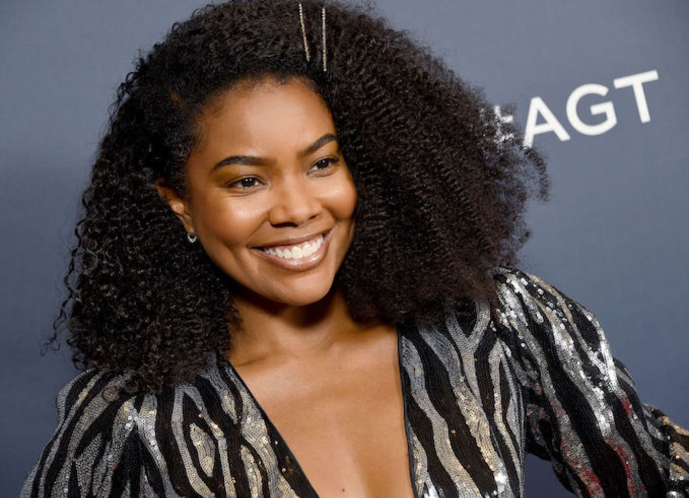 This is a picture of Gabrielle Union.
