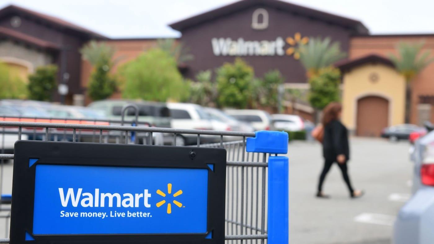 Walmart Supercenter in Rosemead, California