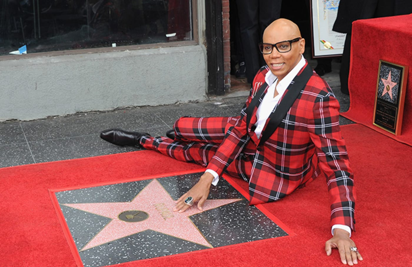 This is a photo of RuPaul.