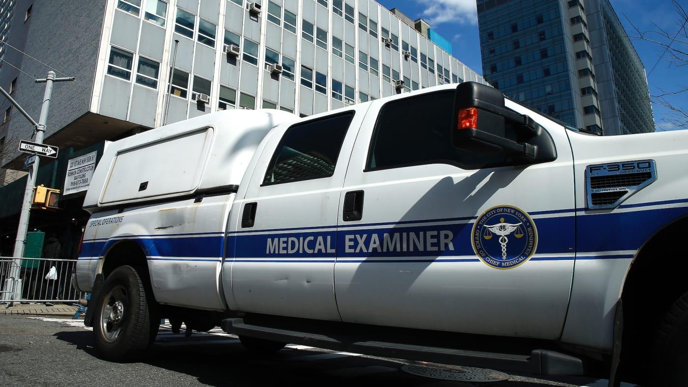 Medical Examiner NYC