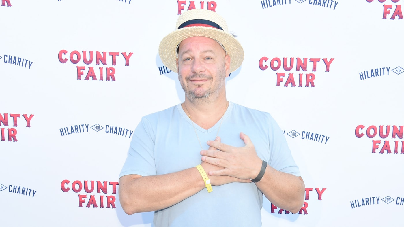Jeffrey Ross attends Hilarity For Charity's County Fair