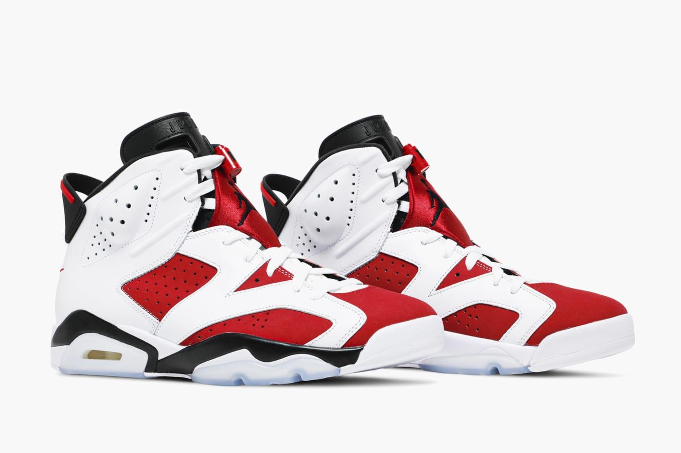 The New Air Jordan 6 Retro OG 'Carmine' is Available Now | Complex